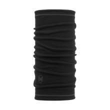 3/4 Merino Wool Buff Solid Black