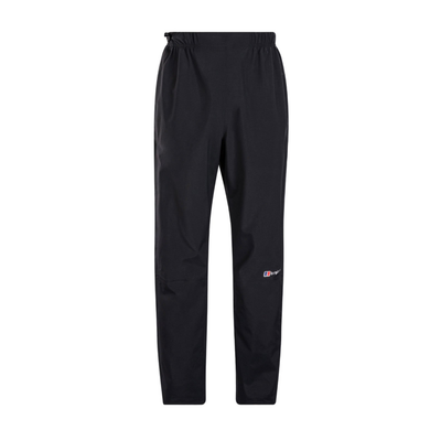 Men's Hillwalker Overtrousers Black / Black - Call of the Wild Galway