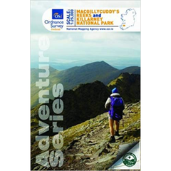 MACGILLYCUDDY'S REEKS, KILLARNEY NATIONAL PARK. 1st Edition 2015 - Call of the Wild