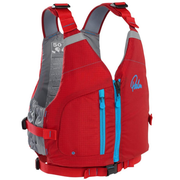 Men's Meander PFD Red - booley