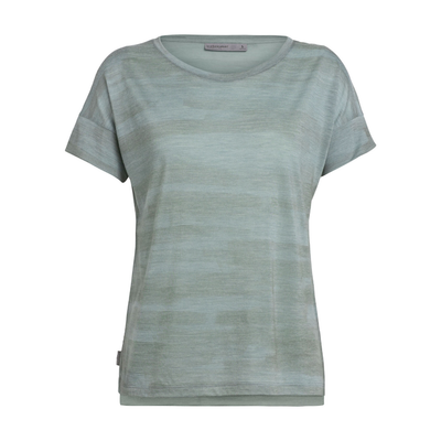 Women's Via S/S Scoop Shale - Call of the Wild Galway