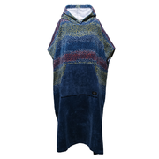 Hopper Poncho Navy - Call of the Wild Galway