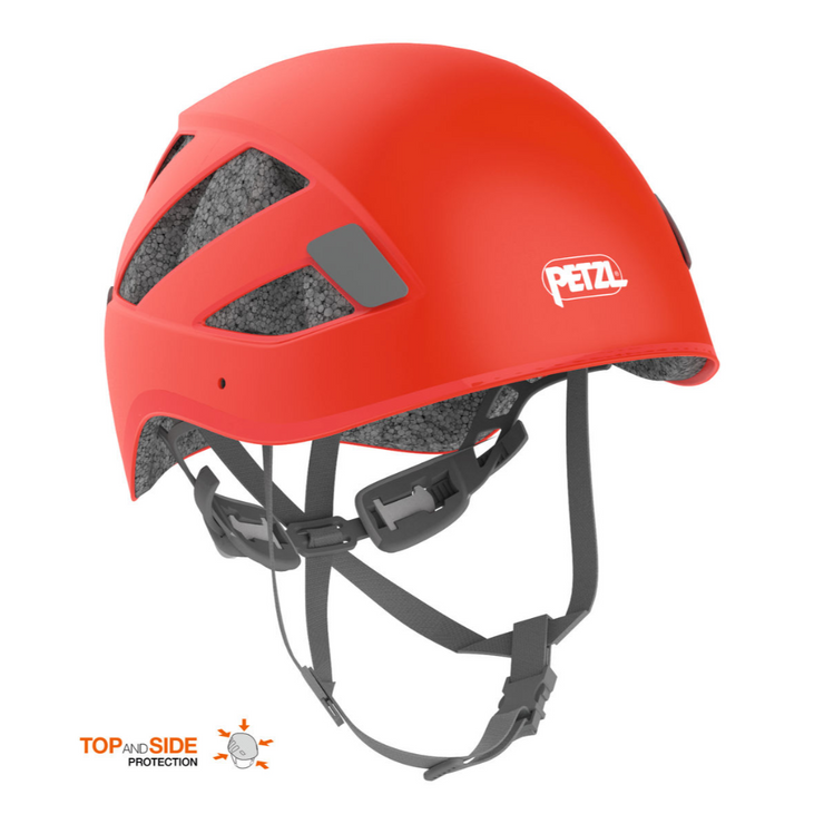 Boreo Helmet Red - Booley Galway