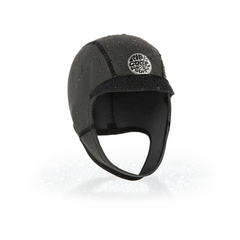 Dawn Patrol 2mm Surf Cap Black - Call of the Wild Galway