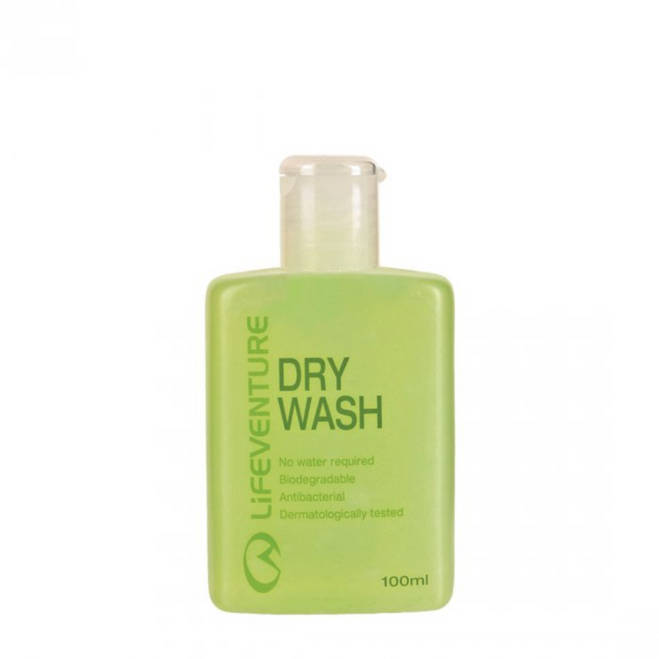 Dry Wash 100ml - booley