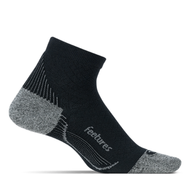 Plantar Fasciitis Relief Ultralight Quarter Black