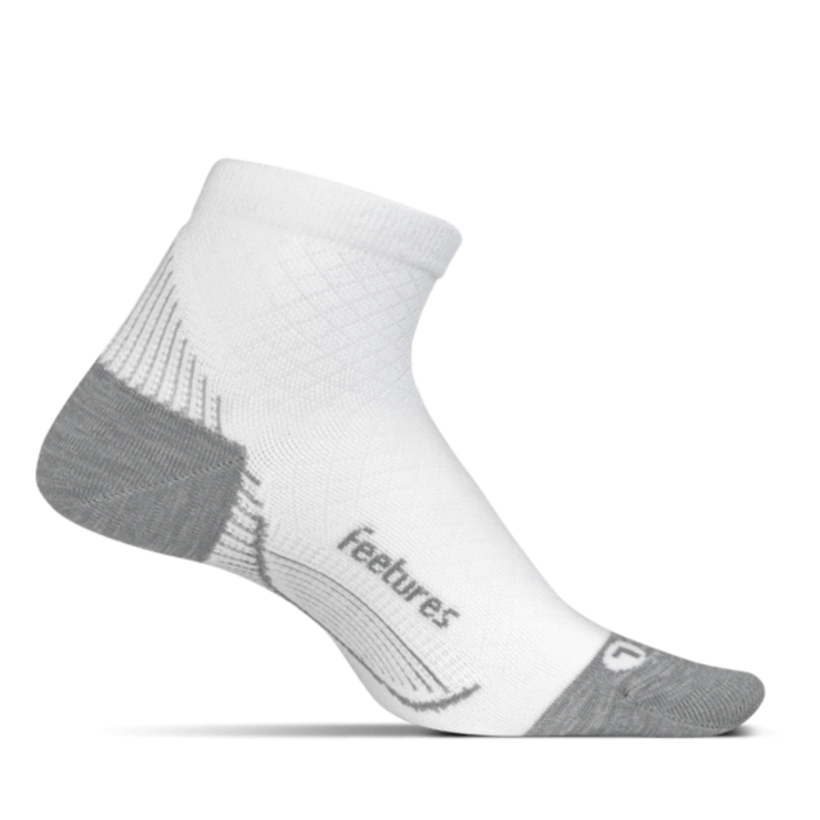 Elite Ultralight Plantar Fasciitis Relief Quarter White