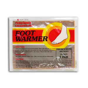 Foot Warmer - Call of the Wild