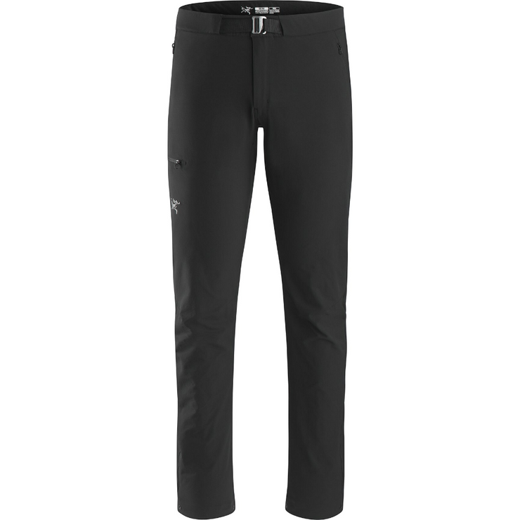 Men's Gamma LT Pant Black - Booley Galway