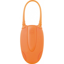 Glo Luggage Tags Tangerine - Call of the Wild