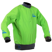 Kids Vector Jacket Lime - Call of the Wild