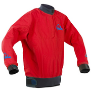 Kids Vector Jacket Red - booley