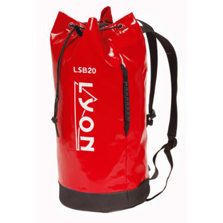 Rope Sack 20L Red