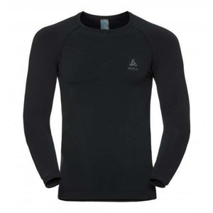 M Evolution Warm L/S Crew Neck Shirt