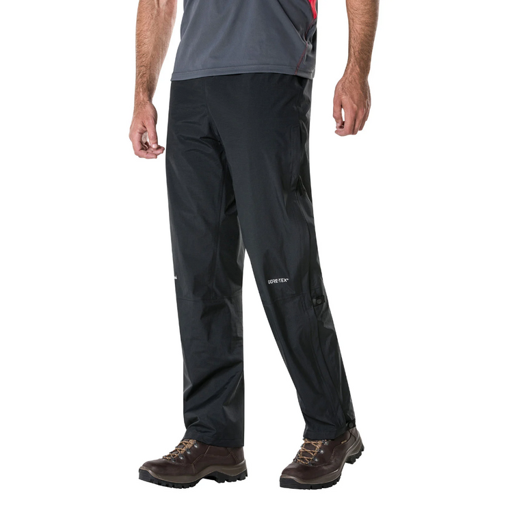 Men's Paclite Overtrousers Black - booley Galway