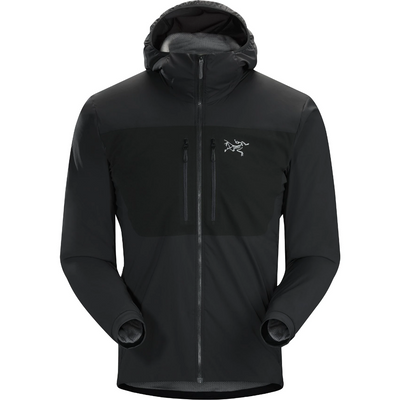 Men's Proton FL Hoody Black - Call of the Wild Galway