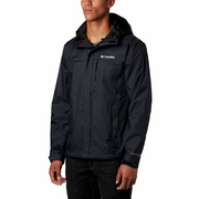 Men's Pouring Adventure II Jacket Black - booley