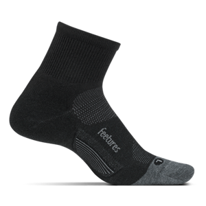 Merino 10 Ultralight Quarter Charcoal
