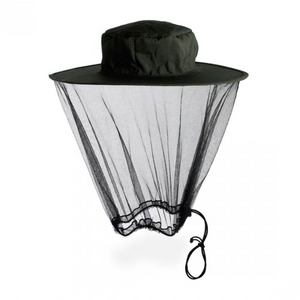Midge / Mosquito Head Net Hat - Call of the Wild