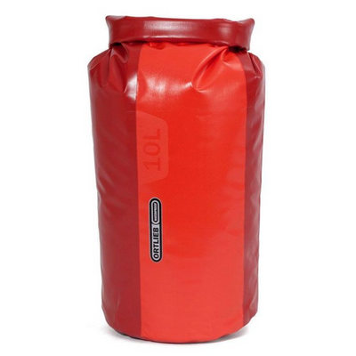 Midweight PD350 Drybag 10L Cranberry / Red - Call of the Wild Galway