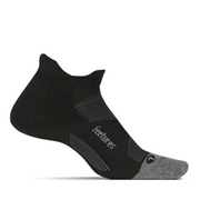 Elite Ultralight No Show Tab Black - booley