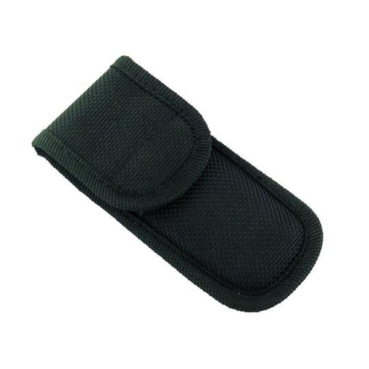 Nylon Belt Pouch (3.75) / Black - booley