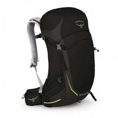 Osprey Stratos 26L Black - Call of the Wild