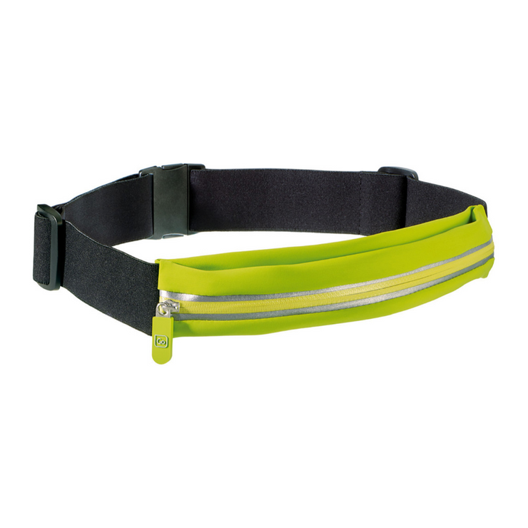 Stretchy Belt Pouch Grass Green - booley