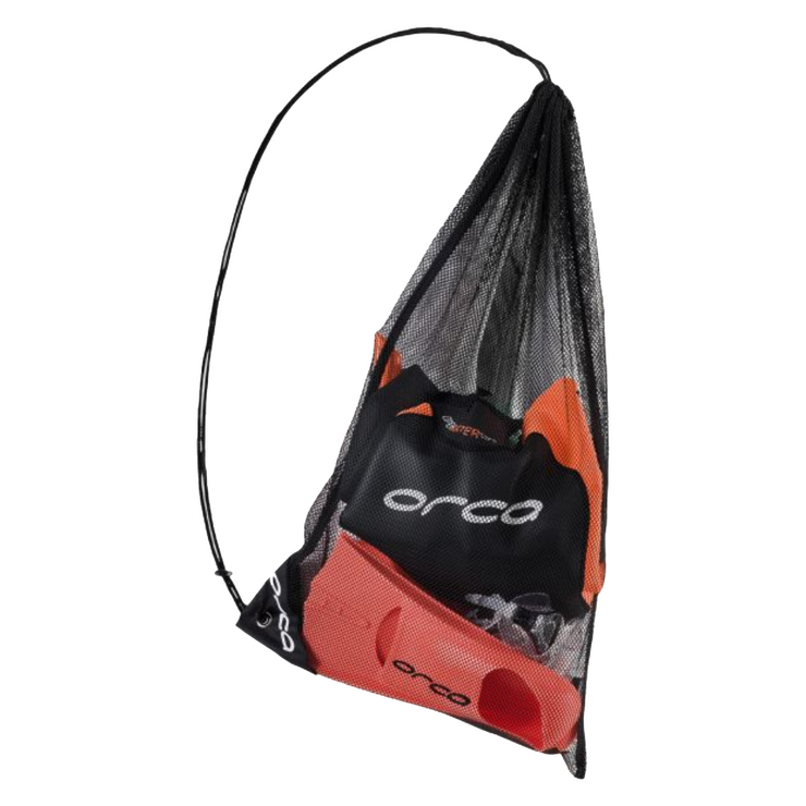 Swim Training Mesh Bag Black