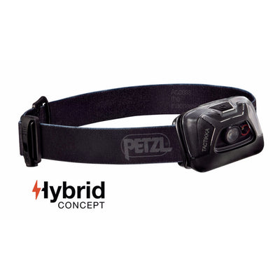 Tactikka Headlamp Black