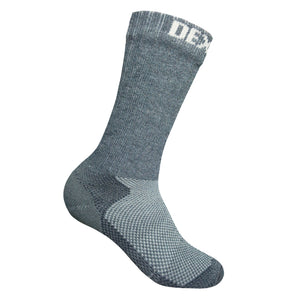 Terrain Walking Sock Heather Grey