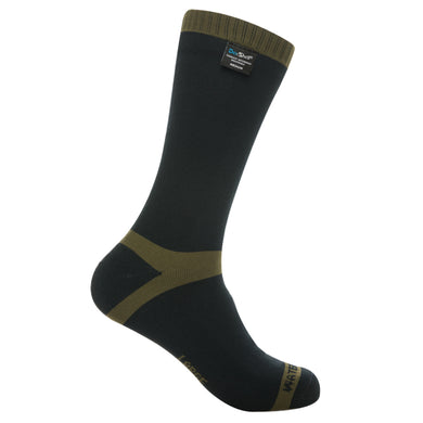 Trekking Sock Olive Green Stripe