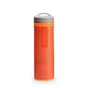 Ultralight Water Purifier Bottle Orange