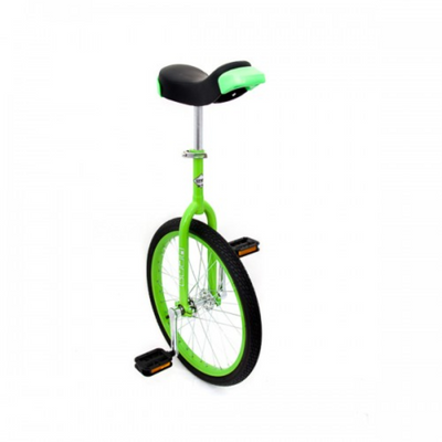 Unicycle 20 Green