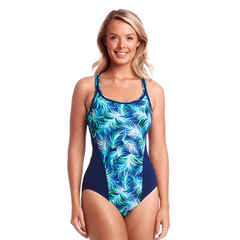 Women's Locked In Lucy One Piece Palm Beach - Call of the Wild Galway