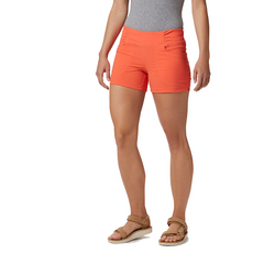 Women's Dynama Shorts Solstice Red