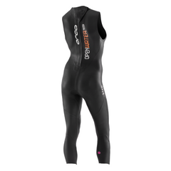 Women's RS1 Sleeveless Openwater Black
