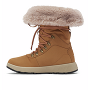 Women's Slopeside Village Omni-Heat High Boot Elk / Autumn Orange - booley