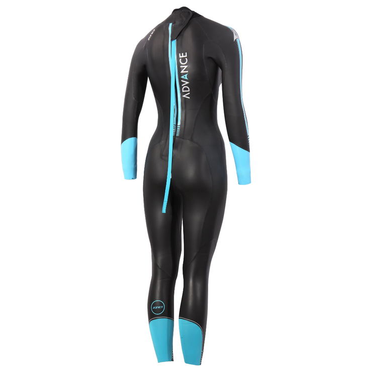 Women's Advance Black / Blue  - booley Galway