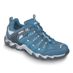 Women's Respond GTX Petrol / Tuerkis - Call of the Wild Galway