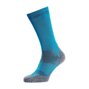 Odlo Ceramicool Hiking Socks Mykonos Blue - booley