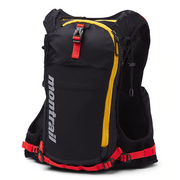 Columbia Caldorado 7L Running Pack Back Black - Wildfire - Bright - Gold