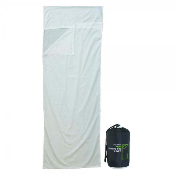 Envelope Sleeping Bag Liner - booley