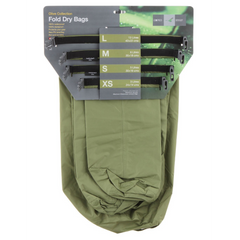 Fold Drybag 4PK XS-L - Call of The Wild