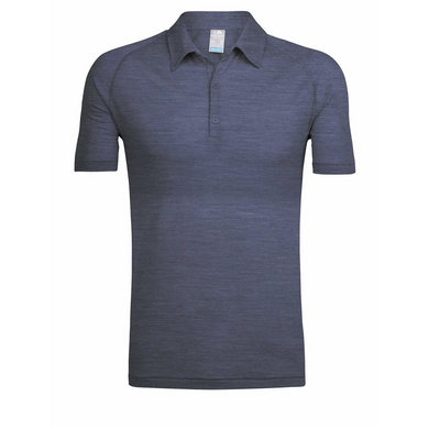Men's Sphere S/S Polo Midnight Navy Heather