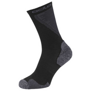 Odlo Ceramicool Hiking Socks Odlo Steel Grey - booley