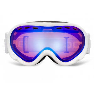 Spirit 3 OTG Shiny White with Orange Blue Lens