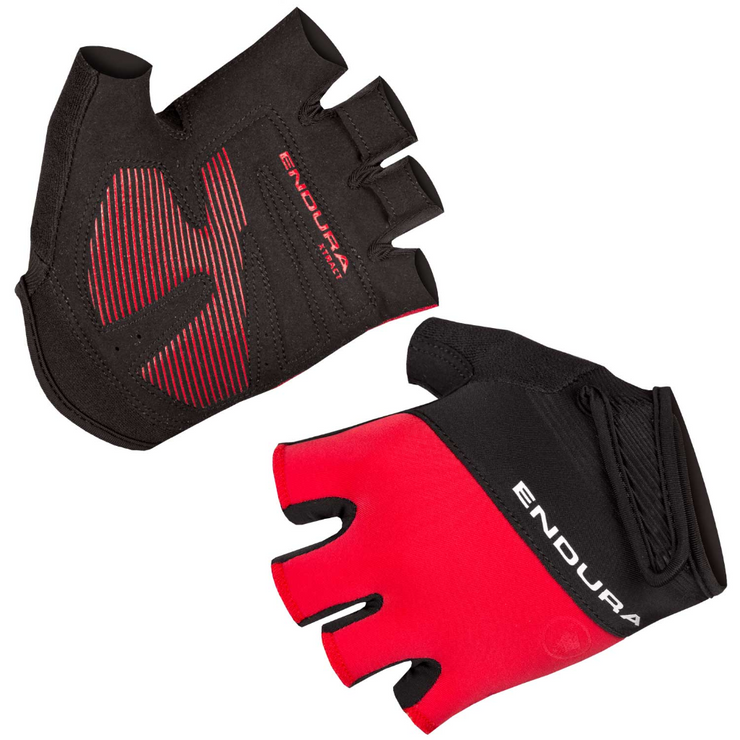 Men's Xtract Mitt II / Red - booley