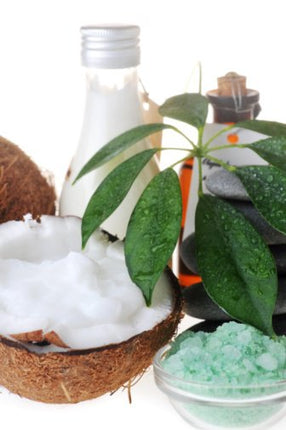 Get Dry Skin Itch Relief with Virgin Coconut Oil