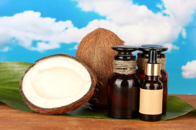 Coconut Oil Benefits in a DIY Face Mask